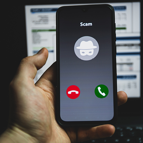 Image supporting Do Not Fall Victim to Caller ID Spoofing