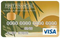 image of debit card