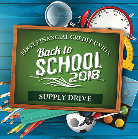 Image supporting Back-to-School Supply Drive